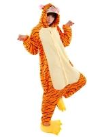 Кигуруми тигр размер 140