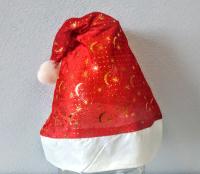 Колпак Деда Мороза новогодний