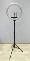 Кольцевая лампа 45 см со штативом
