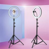 Уценка! Кольцевая светодиодная LED лампа со штативом Ring Fill Light  26см