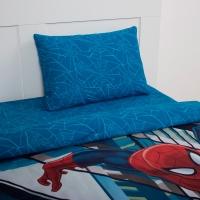 АКЦИЯ! Комплект детского постельного белья Человек Паук