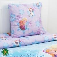 АКЦИЯ! Комплект детского постельного белья Холодное сердце 2 (1,5)