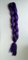 Конекалон коса темно-фиолетовый
