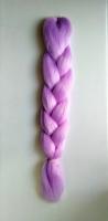 Конекалон коса светло-фиолетовый