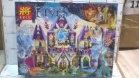 Конструкто лего lego элвис lele 79225 Небесный замок Скайры 817 деталей