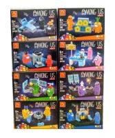 Конструктор Лего Among us 113