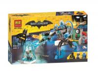 Конструктор Лего Ледяная атака Мистера Фриза Batman 10628, 222 дет