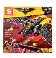 Конструктор Лего Бэтмен Бэтмолёт  Batman SY 943