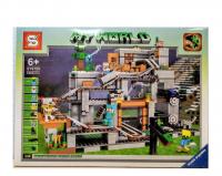 Конструктор Лего Большая шахта My world 6189 Мой мир
