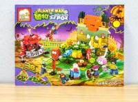 Конструктор Лего Растения против зомби Elephant JX 90066