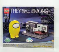 Конструктор Лего игрушка AMONG US среди нас QS08 47042