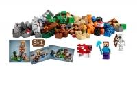 АКЦИЯ! Конструктор Lego Bela 10177 Minecraft Верстак 8 в 1, 517 дет.