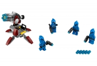 АКЦИЯ! Конструктор Лего Bela 10367 Star Wars Элитное подразделение Коммандос Сената