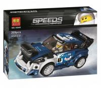 Конструктор Лего Ford Fiesta M-Sport WRC 10945 Speeds, 209 дет