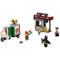 Конструктор Лего Bela Batman 10629 Специальная доставка от Пугала, 221 дет