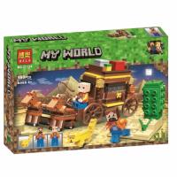 Конструктор Лего BELA Путешествие по Египту My world 11134
