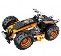 Конструктор Лего DECOOL Technic 3801 Квадроцикл, 265 дет.