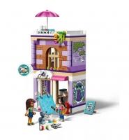 Конструктор Лего LARI Friends 11200 Художественная студия Эммы, 241 дет