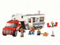 Конструктор Лего Lego Bela 10871 Дом на колесах 360 дет