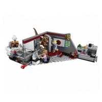 Конструктор Лего Lego Bela 10924 Охота на рапторов, 378 дет