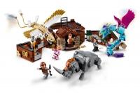 Конструктор Лего Lego Bela 11009 Чемодан Ньюта Саламандера, 718 дет