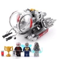 Конструктор Лего Lego Bela 11022 Исследователи квантового мира