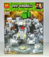 Конструктор Lego Лего BELA 11135 Робот, 221 дет