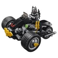 Конструктор Лего нападение Когтей Batman 11021, 182 дет