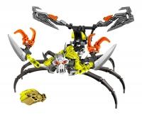 Конструктор Decool 10707 Череп-Скорпион