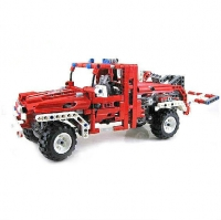 Конструктор Лего Lego Decool 3327 Эвакуатор, 680 дет