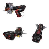 Конструктор Лего Lego Decool 7119 Похищение Капитана Америка