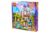 Конструктор Lego Лего (LELE) 37077 Дом дружбы 740 дет