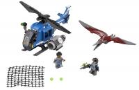 Конструктор Лего Lego Парк Юрского Периода LELE 79092 Захват Птеранодона, 174 дет
