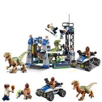 Конструктор Лего Lego LELE 79180 Побег Раптора