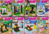 Конструктор Лего LEGO LELE Принцессы 37018