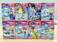Конструктор Лего LEGO LELE Принцессы 37051