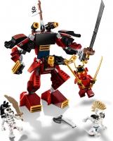 Конструктор Лего LEGO Ninjago Lele  31181 Робот-самурай, 180 дет