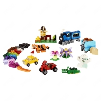 АКЦИЯ! Конструктор Lego Lele Classic 39075 в контейнере 550 дет.