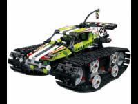 Конструктор Lego Mould King 13023 Скоростной вездеход на РУ зеленый