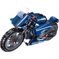 Конструктор Лего QL 0406 Technic Мотоцикл, 334 дет.