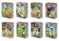 Конструктор Лего Lego Lele 39154 Динозавры