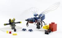 Конструктор Лего Решающая битва Человека-муравья 79127