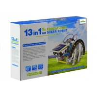 Конструктор 13 В 1 на солнечной батареи SOLAR ROBOT