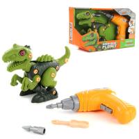 Конструктор с шуруповертом Динозавр