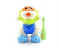 Конструктор Собачка для малышей с отверткой