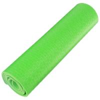 Коврик для йоги и фитнеса Sangh зеленый