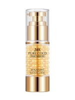Крем для кожи вокруг глаз Venzen 24K Pure Gold