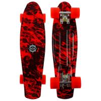 Скейтборд круизер детский R2206 красный