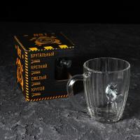 Кружка Непробиваемая, с болтом, для пива, 500 мл АКЦИЯ!