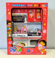 Игрушечная детская кухня DORA Kitchen